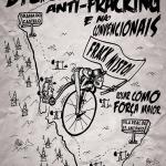 Bicicletada Anti-Fracking e Não Convencionais