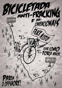 cartaz-BicicletaContra-o-Fracking