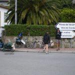 Chegamos ao Porto - Ciclo-viagem Anti-Fracking