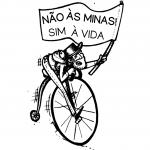 bicicletada em defesa dos montes